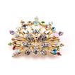Phoenix Nejvyšší stupeň Nádherná slitina Inlaid diamant Brož