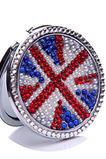 Narozeniny skládací M slovo Inlaid diamond Retro velkoobchodní ozdoba