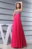 Plisovaný S hlubokým výstřihem Bez rukávů Elegantní Promové šaty