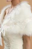 Svatební šátek Sexy zimní tkaniny Lace Fabric pásky