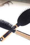 Módní zdravotní péče Lehká masáž anti-statická Dřevěná rukojeť ozdoba