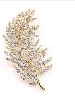 All-match Strom listu slitiny Velkoobchod šperky Brož