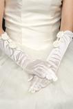Svatební rukavice Venkovní Taffeta Věčná kravata
