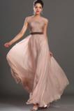 Kotníky Zip nahoru Těsné Střední Elegantní Dítě růžový Večerní šaty