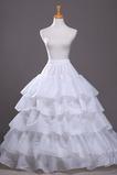 Svatební šňůra módní flouncing Expand Polyester taffeta