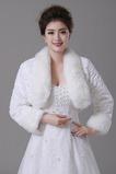 Svatební šátek Zimní vzorek Sleeve s dlouhým rukávem Loose
