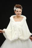 Bez rukávů Glamour Horní a spodní dekorace na svatební šaty