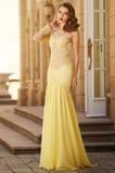 Přikrýt Mořská panna Jedno rameno Krajka Prohlédnout Promové šaty