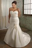 Zimní Skládaný živůtek Zamítnuté pasu Lištování Svatební šaty