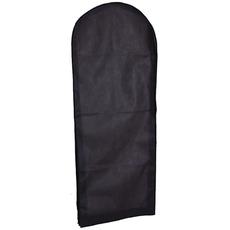Tlustý černý netkaný gázový oblek prachový obalový prachový sáček