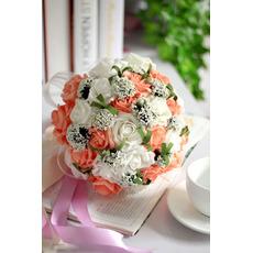 Růže po celém obloze hvězda kombinace dekorativní květina