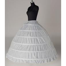 Svatební šňůra Šest ráfků Rozbalit šňůru Šířka Celé šaty Nastavitelné