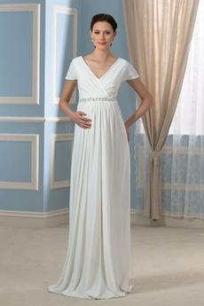 Nákup na zakázku V-krk Svatební šaty z internetového obchodu - 1saty ... 9effd7c655