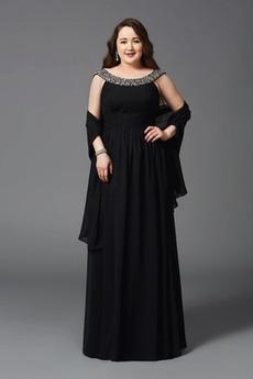 Přírodní pas Formální Délka kotník Přikrýt Podzim Promové šaty