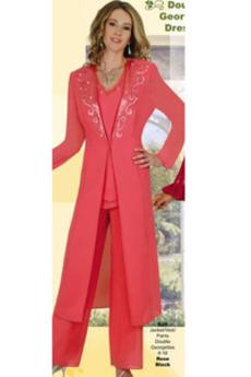 Přírodní pas Oblek V-krk Vysoká zahrnuty Dojíždět Matka šaty obleky
