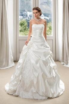 Vinobraní Rouška S diakritikou růžice Bez rukávů Svatební šaty