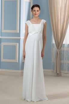 Jaro Víčko Vysoká krytina Šifón Elegantní Přikrýt Večerní šaty