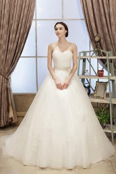 Bez ramínek Dlouho Sál Šerpa Bezzadu S diakritikou luk Svatební šaty