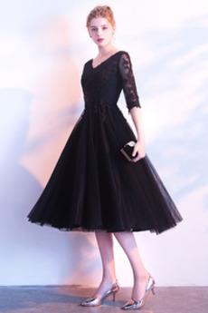 Přirozeného pasu Jaro Přikrýt houpačka Trojúhelník Promové šaty