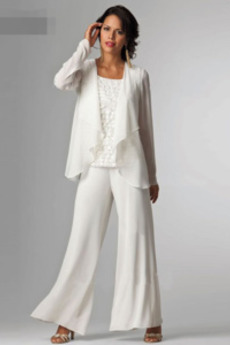 Elegantní Náměstí Oblek Dojíždět Vysoká zahrnuty Matka šaty obleky