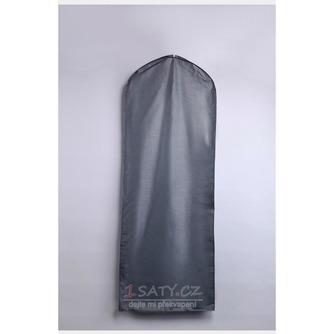 Prachový kryt 155 cm velký stříbrný transparentní svatební šaty prachu - Strana 2