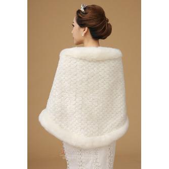 Svatební šátek Cold Fur venkovní Romantický král - Strana 2