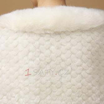Svatební šátek Cold Fur venkovní Romantický král - Strana 3