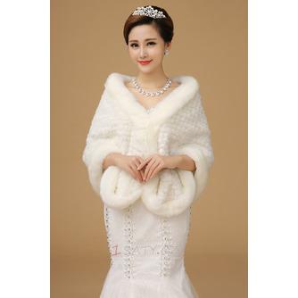 Svatební šátek Cold Fur venkovní Romantický král - Strana 1