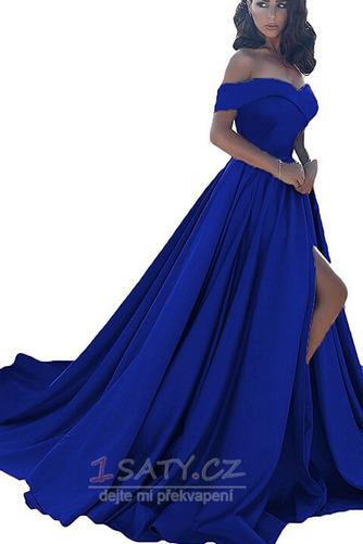 Přikrýt Bez rukávů Elegantní Podzim Zip Míč A-Čára Večerní šaty - Strana 6