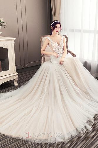 Nášivky Korálkový pás Elegantní Kostel Přírodní pas Svatební šaty - Strana 4