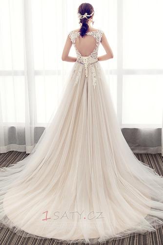 Nášivky Korálkový pás Elegantní Kostel Přírodní pas Svatební šaty - Strana 2
