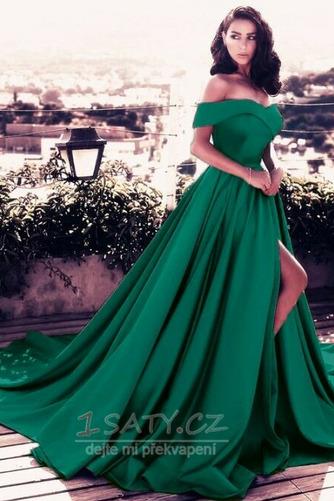 Přikrýt Bez rukávů Elegantní Podzim Zip Míč A-Čára Večerní šaty - Strana 10