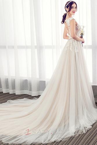 Nášivky Korálkový pás Elegantní Kostel Přírodní pas Svatební šaty - Strana 3