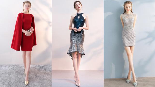 Koupit sleva Krátké koktejlové sukně fd7b05075d