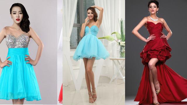 9ce5ecad380 Prodám levně Plisovaný Koktejlové šaty z internetového obchodu - 1 saty Strana  2